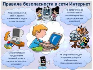 рисунок информационная безопасность